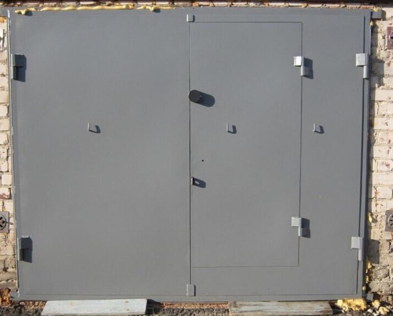 Вес металлических ворот гаража гаражи ижорские купить